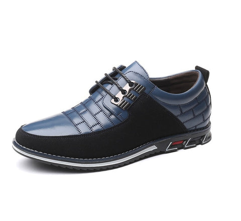 Image of Leather Men's Shoes - Men's Shoes