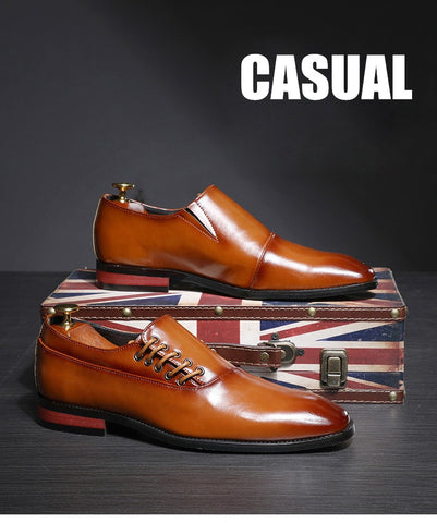 Image of Men'S Suits Shoes - Men's Shoes