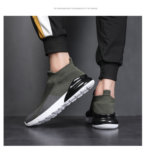 Men  Sneakers - Men's Shoes