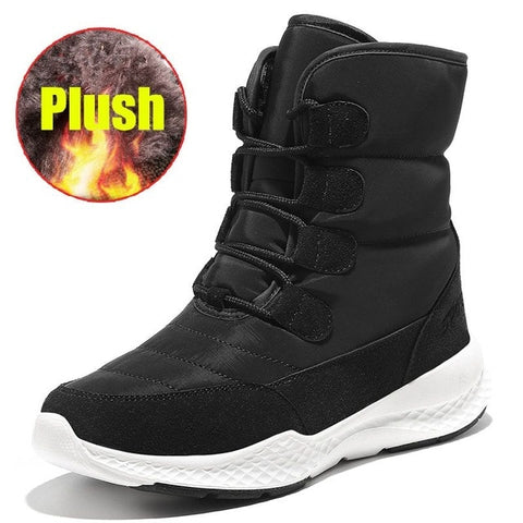 Image of Winter ankle boots - Men's Shoes