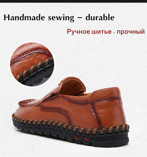 Soft Driving Shoes - Men's Shoes