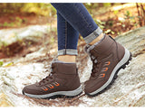 Warm Women's Snow Boots - Men's Shoes