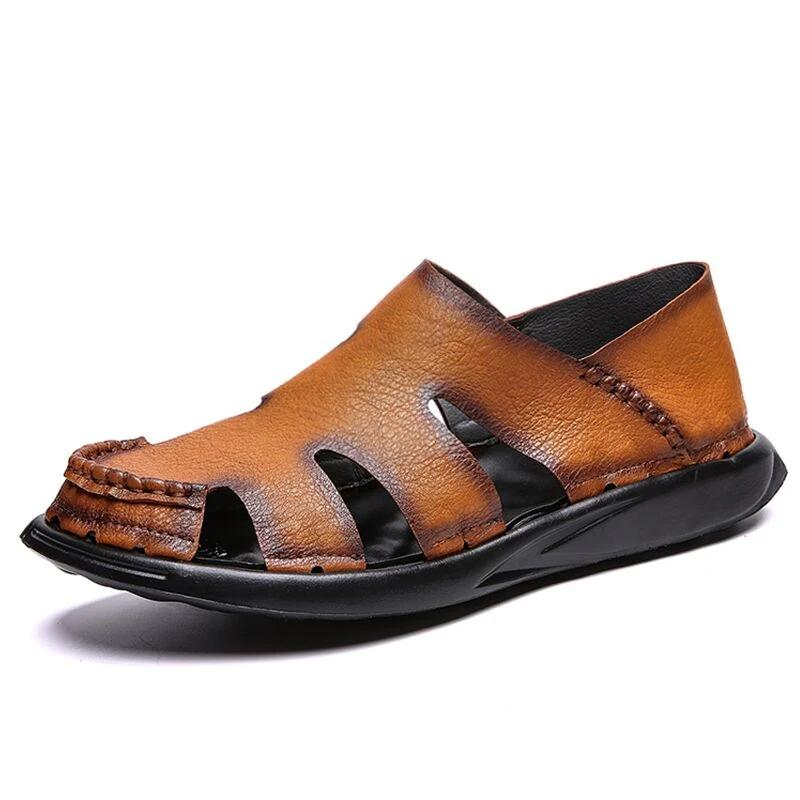 Roman Men Sandals - Men's Shoes