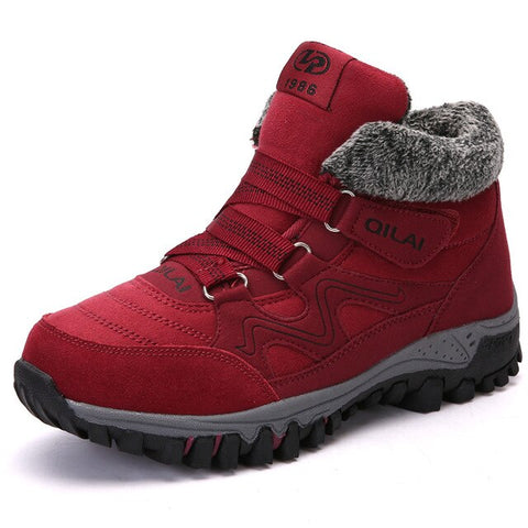 Image of Waterproof Ankle Boots - Men's Shoes