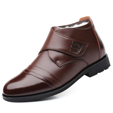 High Quality Leather  Boots - Men's Shoes