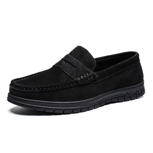 Summer Soft Moccasins - Men's Shoes
