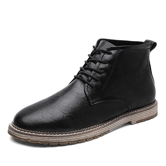Man Casual Boot - Men's Shoes