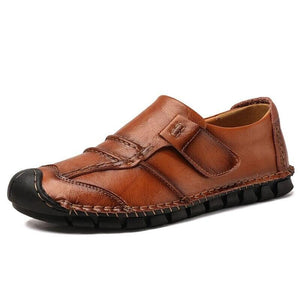 Genuine Leather  Moccasins - Men's Shoes