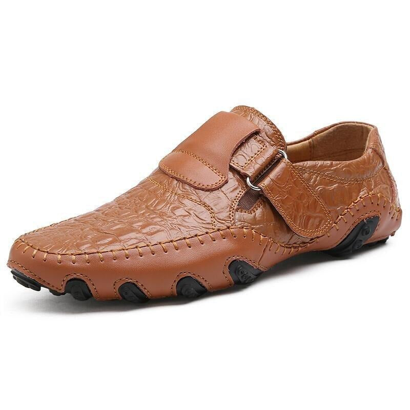 Comfortable Casual Loafers - Men's Shoes