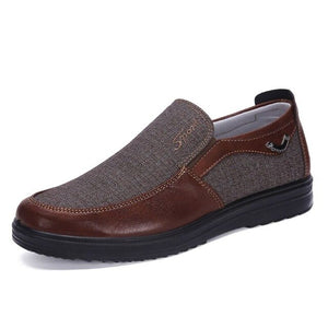 Canvas Loafers - Men's Shoes