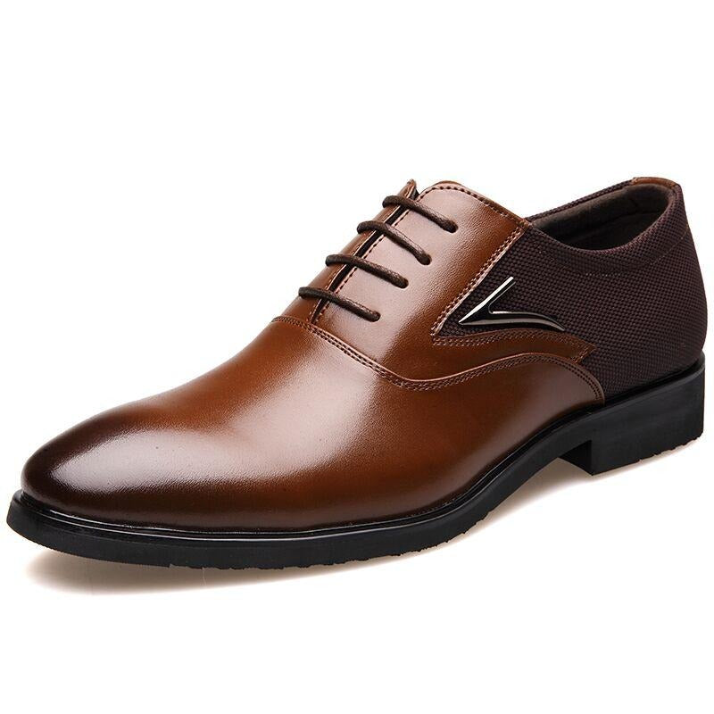 Leather Dress Shoes - Men's Shoes