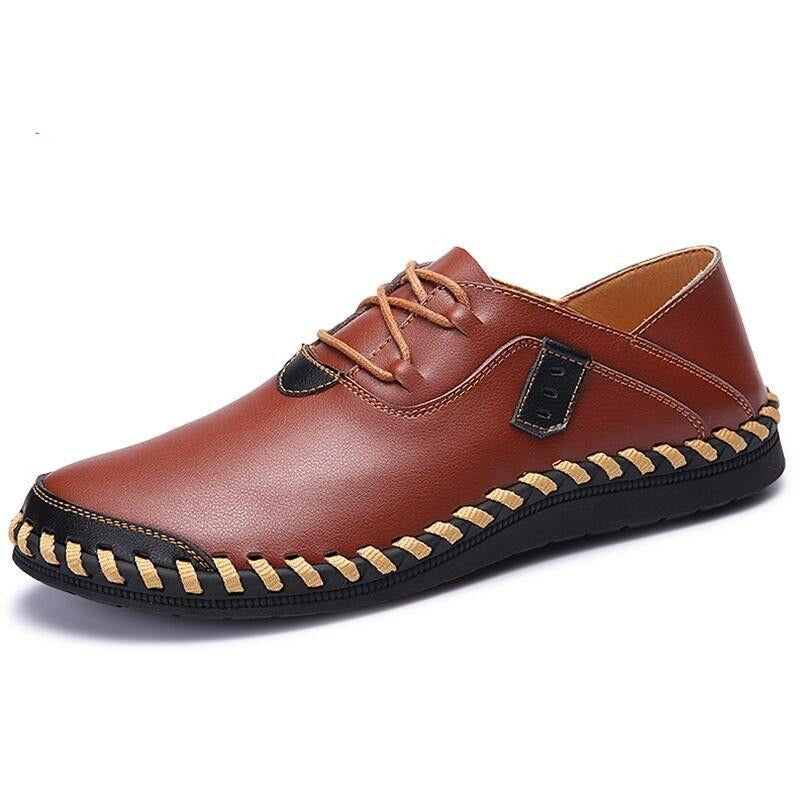 Breathable Moccasins - Men's Shoes