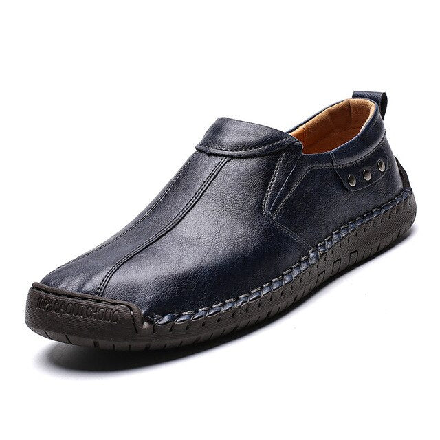 Classic Loafers - Men's Shoes