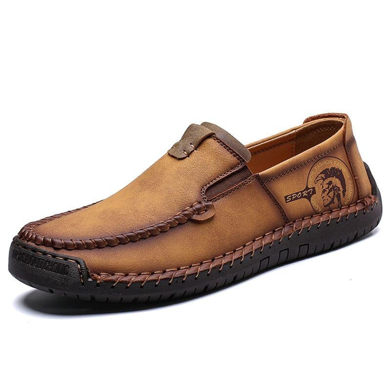 Comfortable Loafers - Men's Shoes
