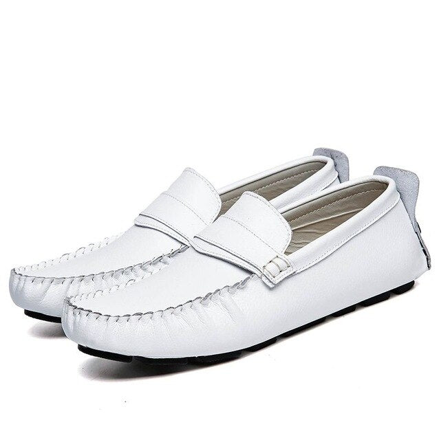 Fashion Men Moccasins - Men's Shoes