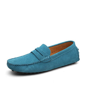 Summer Style Moccasins - Men's Shoes