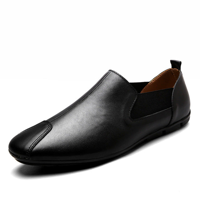 Genuine leather  Footwear - Men's Shoes