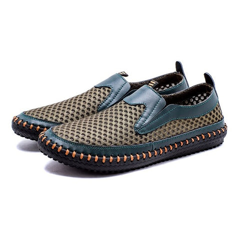 Comfortable Handmade  Shoes - Men's Shoes