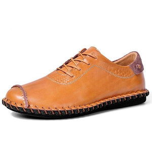 Leather Moccasin - Men's Shoes