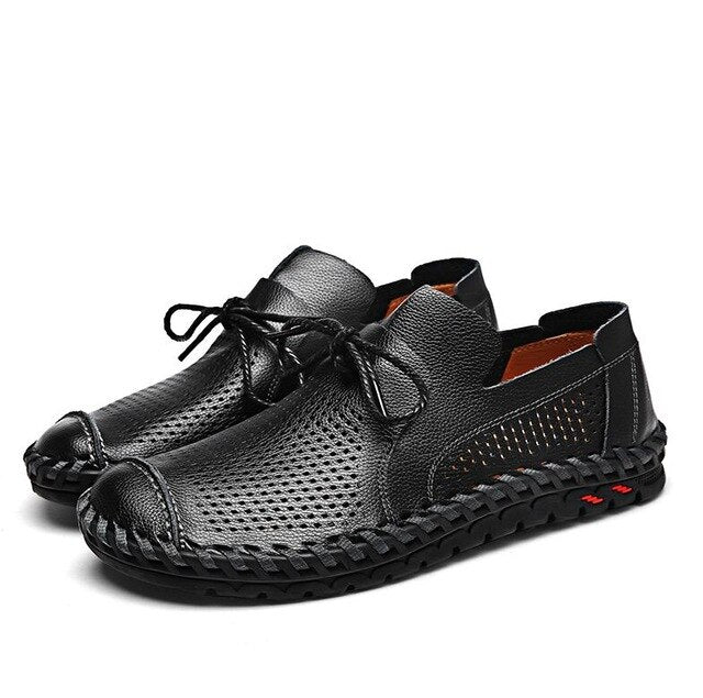 Summer Breathable Shoes - Men's Shoes
