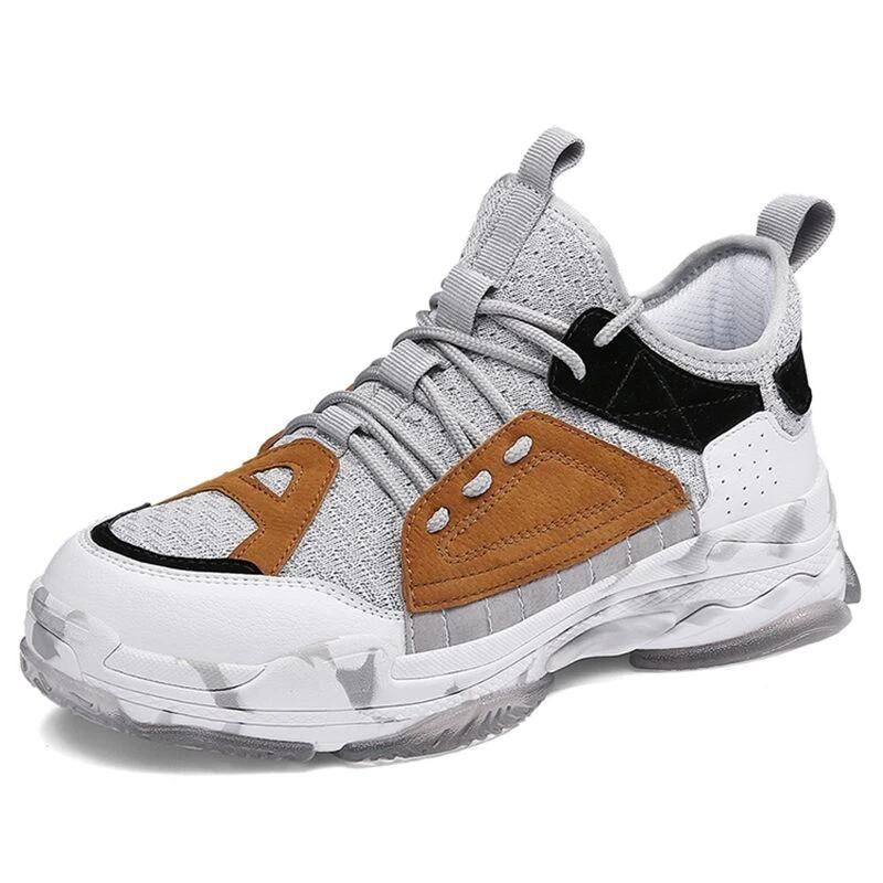 Breathable Sneakers - Men's Shoes