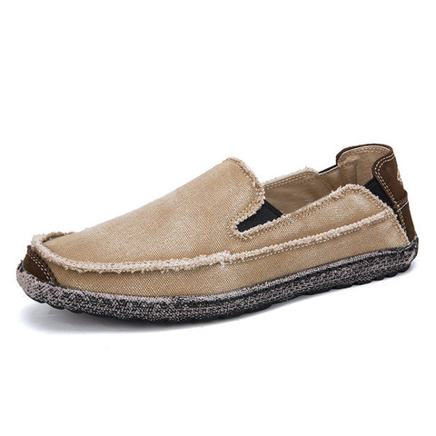 Image of Canvas Shoes - Men's Shoes