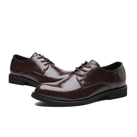 Flat Classic Shoes - Men's Shoes