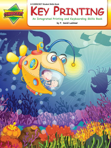 Key Printing Student Skill Book - from Curricket educational - a Student Skill Book
