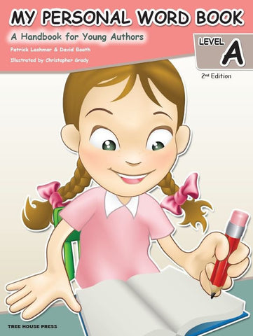 My Personal Word Book Level A - from Curricket educational - a Student Skill Book