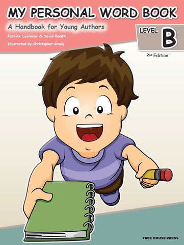 My Personal Word Book Level B - from Curricket educational - a Student Skill Book