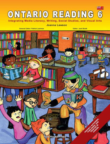 Ontario Reading 6 - from Curricket educational - a Student Skill Book