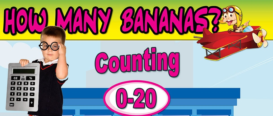 How Many Bananas?