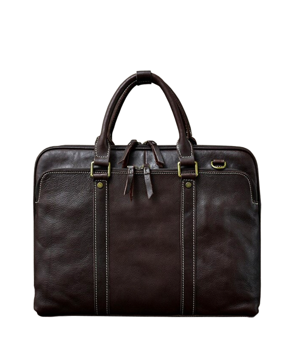 Founder Slim Zip-Top Briefcase