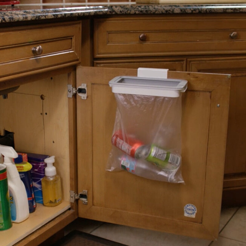 Hanging Trash Container For Kitchen