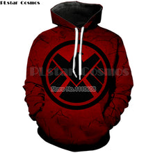 Load image into Gallery viewer, PLstar Cosmos Marvel HYDRA Men's Hoodies Sweatshirts 3D Printed Funny Hip HOP Hoodies Novelty Streetwear Hooded Autumn Jackets