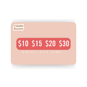 🎁 Candid Gift Card 🎁
