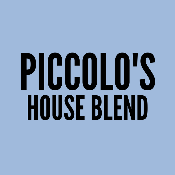 House Blend - Piccolos.coffee
