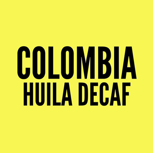 Colombia Huila Decaf - Piccolos.coffee