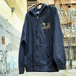 Doomsayers Cory Guy Zip Hoody