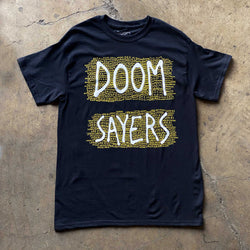Doomsayers Black Crawl T-Shirt