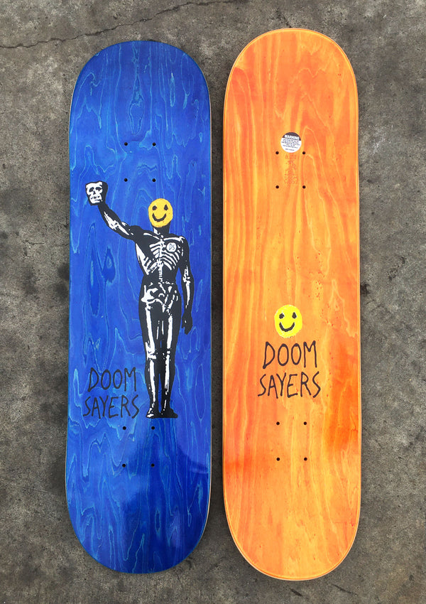 Doomsayers Halloweenie Skateboard