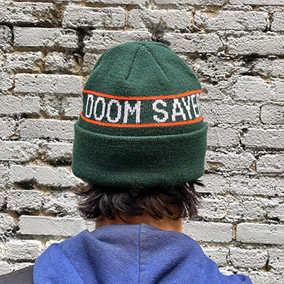 Doom Sayers Wrap Beanies