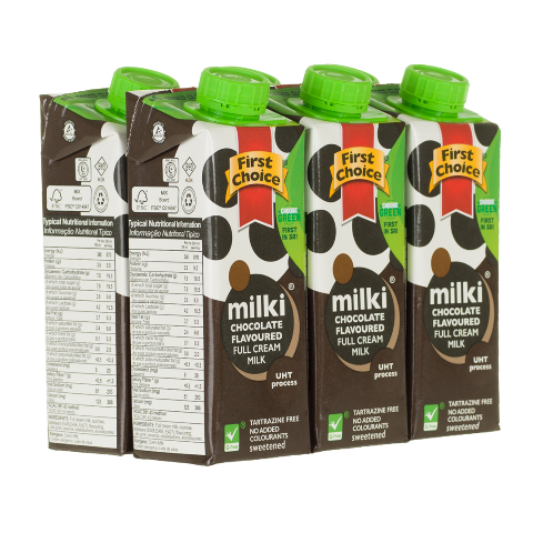 Milki | Chocolate Flavoured - 1 x 6 pack (250ml)