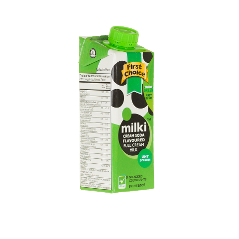 Milki | Cream Soda Flavoured - 1 x 6 pack (250ml)