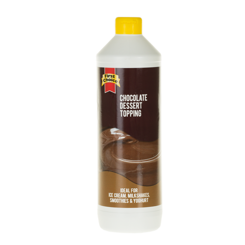 Dessert Topping | Chocolate Flavoured - 1L