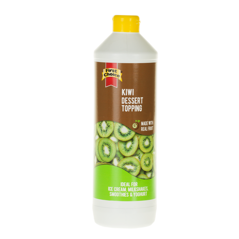 Dessert Topping | Kiwi Flavoured - 1L