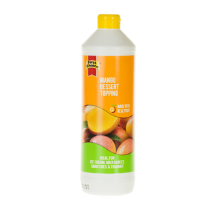Dessert Topping | Mango Flavoured - 1L