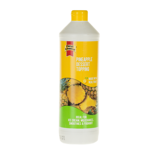 Dessert Topping | Pineapple Flavoured - 1L