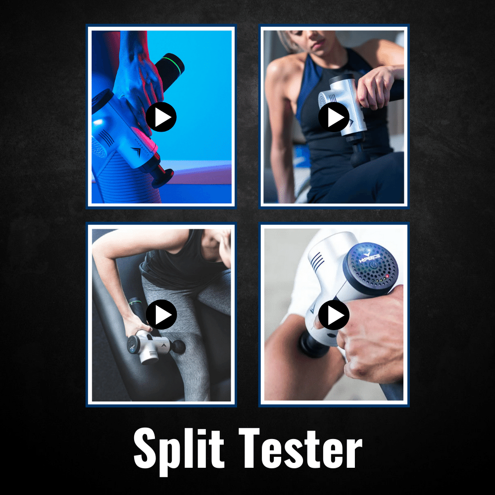 The Split Tester - Top Notch Adz™