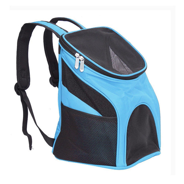 Pet Carrier Backpack Dog Cat Outdoor Travel